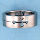 stainless steel ring CRJ2293