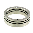 stainless steel ring GRJ0018