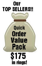 Quick Order Value Pack of our Top Sellers
