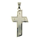 Stainless steel pendant PDJ691017