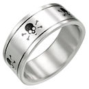 stainless steel ring QSC082