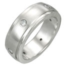 stainless steel ring YSC026